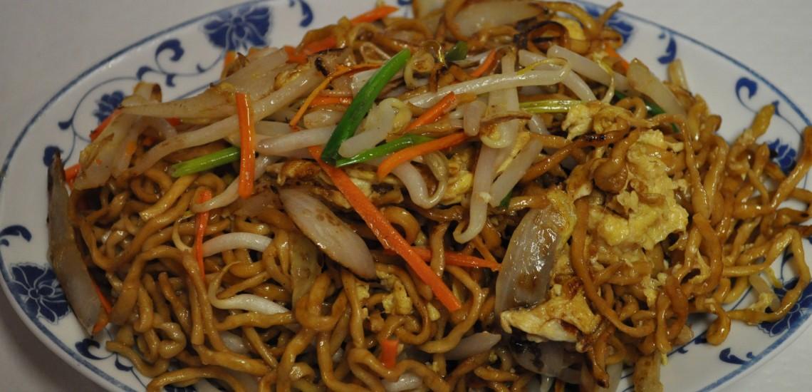 Nouilles maison saut e aux l gumes 7 20 mille - Cuisine thailandaise traditionnelle ...